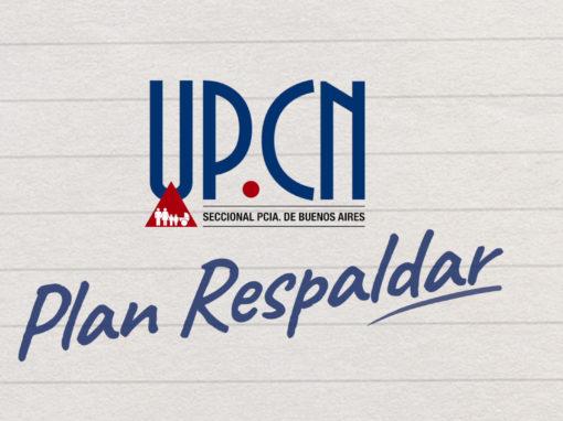 PLAN RESPALDAR UPCN