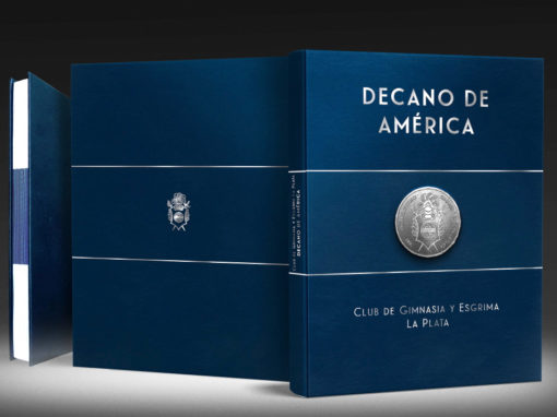 "Video promocional del libro ""DECANO DE AMÉRICA"""